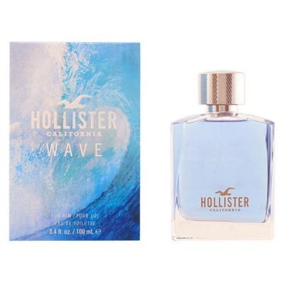 Parfum Bărbați Wave For Him Hollister EDT foto