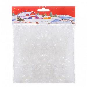 Zapada artificiala din plastic pentru decor Craciun, 100g