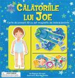 Cumpara ieftin Călătoriile lui Joe. Carte de povești 3D cu set de magnetic de îmbrăcăminte
