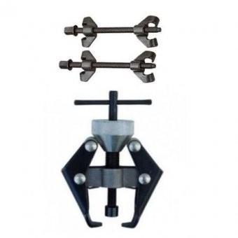 Kit Presa pentru arcuri auto 380 mm, set 2 bucati + Presa stergatoare auto si borne acumulator foto