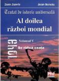 Al doilea razboi mondial - Volumul V | Zorin Zamfir, Jean Banciu