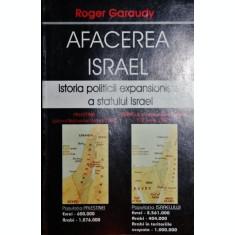 AFACEREA ISRAEL - ROGER GARAUDY