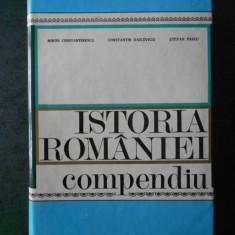M. CONSTANTINESCU, C. DAICOVICIU, S. PASCU - ISTORIA ROMANIEI. COMPENDIU (1969)