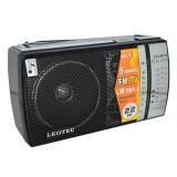 Radio portabil Leotec LT-LW10, 5 benzi, mufa jack