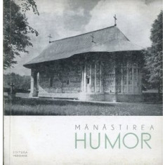Manastirea Humor Stefan Bals
