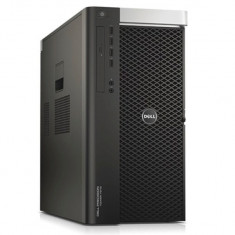 Workstation DELL Precision T7910 Tower, 2 x Intel Ten Core Xeon E5-2640 v3 2.3 GHz, 32 GB DDR4 ECC, 4 TB HDD SAS, Placa Video NVIDIA Quadro M5000 8