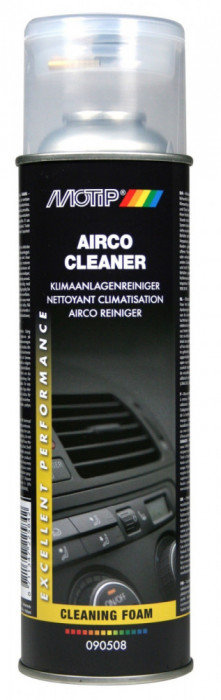 Spray curatare si dezinfectarea sistem AC MOTIP AIRCO CLEANER 500ml