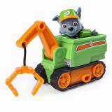 Vehicul cu figurina Ultimate Rescue Rocky Patrula Catelusilor