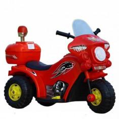 Motor electric pentru copii 991 6V Rosu