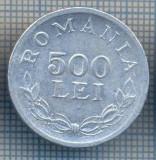 AX 849 MONEDA- ROMANIA - 500 LEI -ANUL 1946 -STAREA CARE SE VEDE