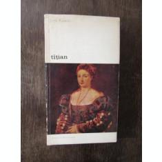 TITIAN - LINA PUTELLI