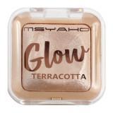 Pudra Iluminatoare Glow TERRACOTTA 02 8 g