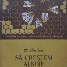 Sa crestem albine (apicultura) - M. Badea