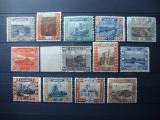 GERMANIA / SAAR 1921 MH/MNH, Nestampilat