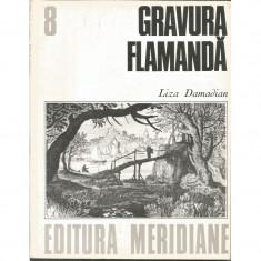 Gravura flamanda (vol. 8, seria Cabinetul de stampe) - Liza Damadian