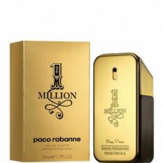 Apa de toaleta Paco Rabanne 1 Million, 50 ml, Pentru Barbati