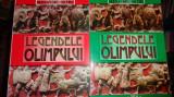 Legendele Olimpului eroii + zeii 2 vol./an 1998/473pag/ilustratii- Al.Mitru