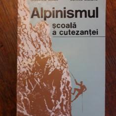 Alpinismul, scoala a cutezantei - Ghe. Suman / R4P5F