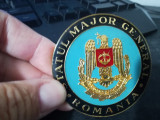 Placheta Statul Major General