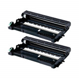 2 buc Drum Unit Compatibil ECO BOX Black DR2300