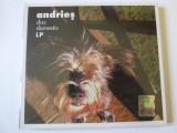 Cd nou/sigilat,Alexandru Andrieș albumul Disc Domestic LP 2016