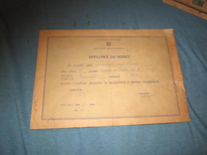diploma de merit an 1955 c21