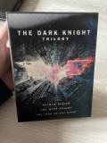 Trilogia The Dark Knight (6 DVD-uri) - BoxSet , sub. romana, NOU!, warner bros. pictures