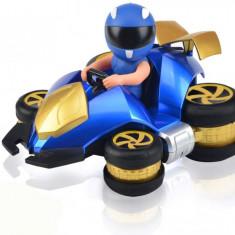 MAsina NQD, Stunt Car 1:18 2.4GHz - Albastru
