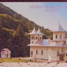 ROM. - MANASTIREA SF. AP. ANDREI - BERIVOI, JUD. BRASOV - NR. 2 - NECIRCULATA.