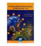Fonduri europene pentru Romania in perioada 2007-2013