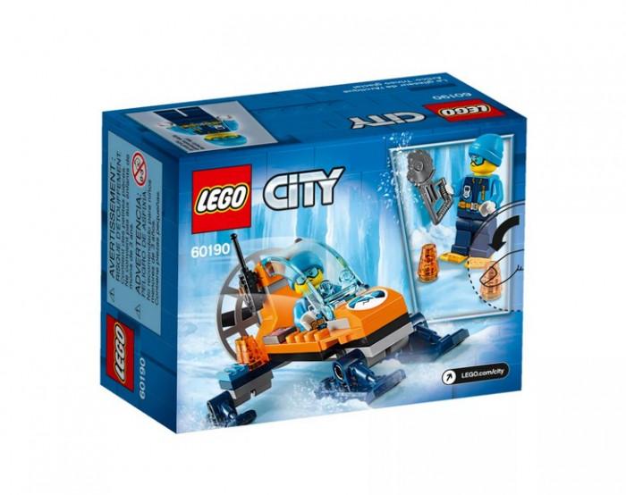 Set de constructie LEGO City Planor arctic