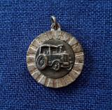 Medalie UTB - Uzina Tractorul Brasov - U.T.B. - 2,5 CM