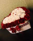 Inima trandafiri de sapun