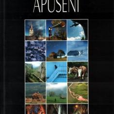 Munţii Apuseni, album format mare scos de Federaţia Română de Speologie