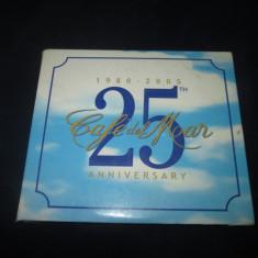 various - Cafe del Mar_25th Anniversary _ 3CD set _ Cafe del Mar (Spania,2005)