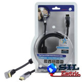 Cablu profesional HDMI 1.4 19pin Tata RA 19pin Tata 1.5M,HQ