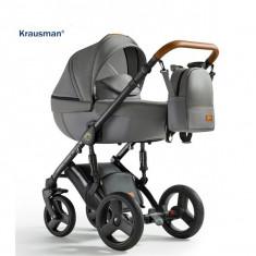 Krausman - Carucior 3 in 1 Nexxo Grey