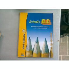 ESTUDIO ELE. METODO DE ESPANOL PARA EXTRANJEROS EN EL AMBITO UNIVERSITARIO - ZARA FERNANDEZ DE MOYA