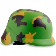 Casca militara pentru copii, model army, + 3 ani