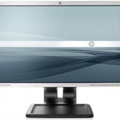Monitor 22 inch LCD, HP Compaq LA2205wg, Silver & Black, Grad B
