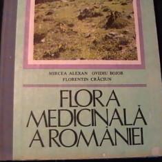 FLORA MEDICINALA A ROMANIEI-MIRCEA ALEXAN-OVIDIU BOJOR-FLORENTIN CRACIUN-VOL1-, Alta editura