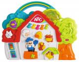 Jucarie muzicala Ferma Animalelor Simba ABC, Multicolor
