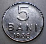 7.681 ROMANIA RSR 5 BANI 1966