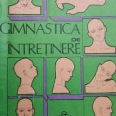 Gimnastica de intretinere Ana Teodoru Suiu
