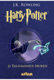 Harry Potter si Talismanele Mortii vol. 7, J.K. Rowling