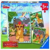 Puzzle Garda Felina, 3X49 Piese