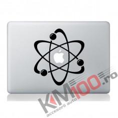 Atom laptop sticker macbook