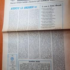 Ziarul romania mare 28 septembrie 1990 -redactor sef corneliu vadim tudor