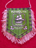 Fanion fotbal - PLYMOUTH FC (Anglia)