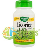 Licorice 450mg (Lemn dulce) 100cps